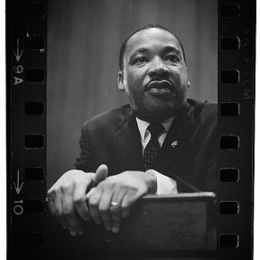 What MLK Would Tell Pot Activists