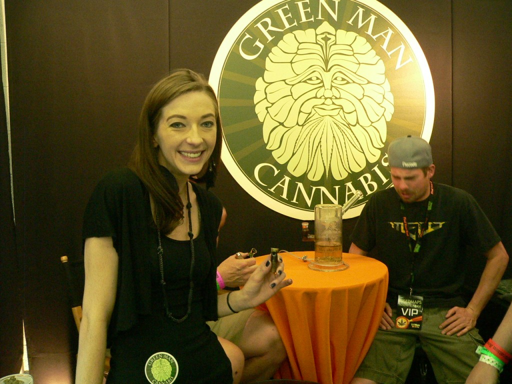 Green Mountain Wholesalers at The Cannabis Cup Denver 2012