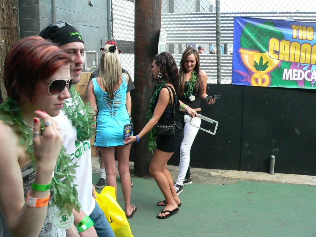 a splendid time had by all at The Cannabis Cup Denver 2012