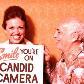 Smile, You're On Cannabis Camera