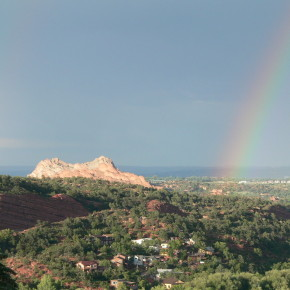 Greetings From Manitou Springs